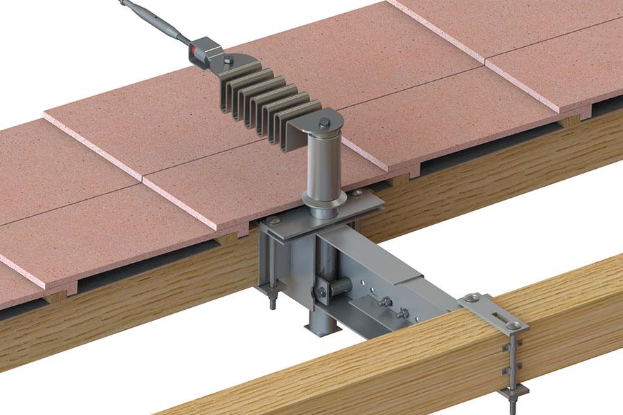Tiled Roof Anchors - Roofanka