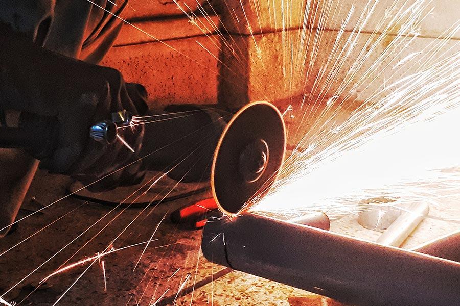 Steel to Steel